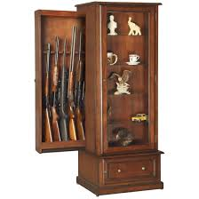 Stock On Gun Cabinet Hiding Guns Where To Stash Firearms Without A Safe