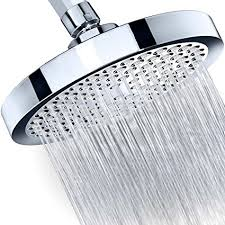 rain shower head. Modren Rain Shower Head  LIMITED TIME SALE Rainfall High Pressure 6u201d Rain Flow Intended