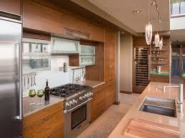 Kitchen Series Walnut Wood Bertch Cabinets