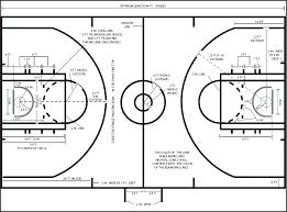half court basketball size basketball half court dimensions outdoor basketball court dimensions best of basketball court half court basketball