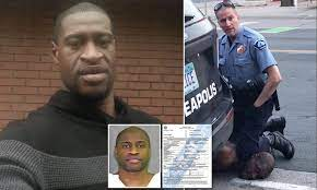 George floyd died of a lack of oxygen from being pinned facedown on the pavement with his hands cuffed behind him, a medical expert has. Murder Of George Floyd The Height Of Racial Babarity In America The Business Executive