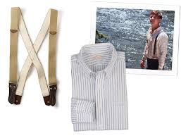 style guide a river runs through it gear patrol filson tab suspenders 64 new england shirt company banker stripe 105