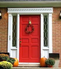 Colours Red Entry Door Doors Marvelous Front Doors Cheap Entry Doors With Sidelights Red Exterior Doors Perfect Roccommunity Red Entry Door Red Entry Door Elegant Front Double Doors With Best