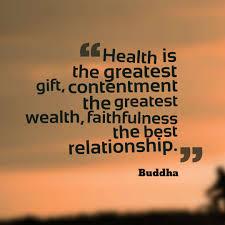 Resultado de imagem para health is wealth