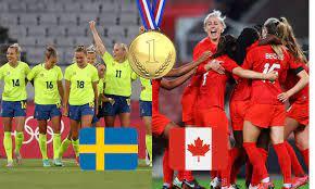 Tokyo Olympics: Women's Football: Gold ...