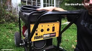 homemade electric generator. Hook Up A Generator Homemade Electric