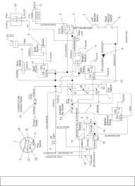 Woods mower wiring diagram with wright stander