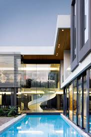 1448 Houghton Residence by SAOTA and Antoni Associates Location: Houghton,  a suburb of Johannesburg in South Africa