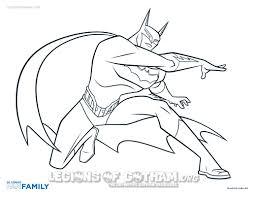 1035x800 batman news from legions of gotham beware the batman coloring pages