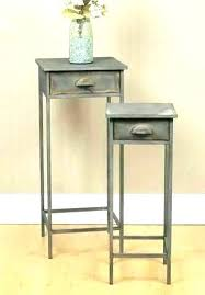 30 inch side table inch high table inch high nightstand high side table side table tall 30 inch side table