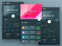 Bitcoin wallet allows you to send, receive, transfer or convert your cryptocurrency into fiat currency. Crypto Wallet Crypto Bitcoin Wallet Android Design