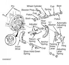 rear brake shoes toyota sequoia 2001 repair toyota service blog 2007 Toyota Corolla Front Diagram 10 exploded view of rear drum brake assembly (rav4) courtesy of toyota motor sales, u s a , inc 2009 Toyota Corolla Diagram