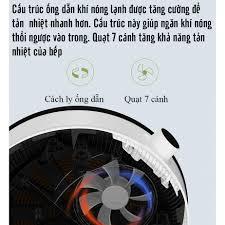 Bếp Điện Từ Tròn Đơn Xiaomi Mijia Mi DCL002CM Bếp Từ Ăn Lẩu Dạng Tròn Mặt  Kính Cường Lực Công Suất 2100W Cao Cấp - Bếp điện kết hợp Thương hiệu No