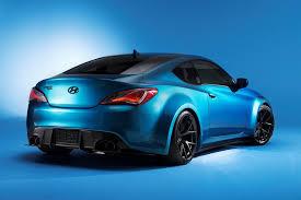 2015 hyundai genesis coupe custom. Brilliant Genesis Hyundai And Tuner John Pangilinan Have Again Linked Up This Time To  Develop A Striking JP EditionGenesis Coupe In Customdeveloped Atlantis Blue Exterior  And 2015 Genesis Custom