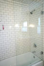 sliding glass doors for bathtubs new half glass shower door throughout half glass shower door for