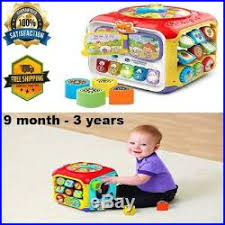 Toys for Toddlers » Activity cube toys for toddlers 1 2 year old ...