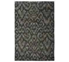 sawyer ikat rug charcoal