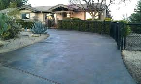 how to stain cement driveway stain acid stained concrete cement removal regarding prepare stain concrete patio