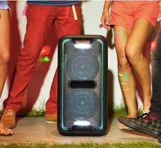 sony gtk xb5. updated sony gtk- xb5 or xb7 high-powered extra bass bluetooth speaker with party lights gtk xb5