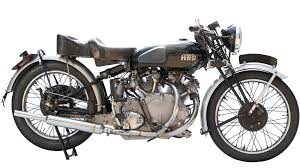we d sell a kidney for one of these vintage british motorcycles