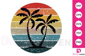 10 Sunset Vector Designs Graphics