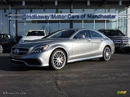 2015 Palladium Silver Metallic Mercedes-Benz CLS 63 AMG S 4Matic ...