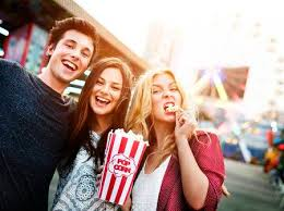 Image result for friends at a carnival stock photo