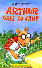 Arthur Goes to Camp (Arthur Adventure) - Kindle edition by Brown ...