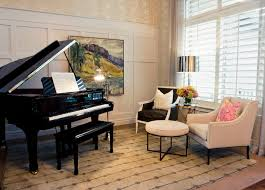 private residence music room interior design by alice lane home collection music room arrange office piano room