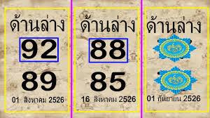 เลขเด็ด1 9=63 8=48' แฮชแท็ก ThaiPhotos: 12 ภาพ