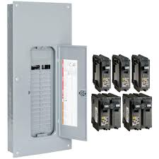 square d qo 100 amp 8 space 16 circuit indoor surface mount main homeline 225 amp 30 space 60 circuit indoor main lug load center