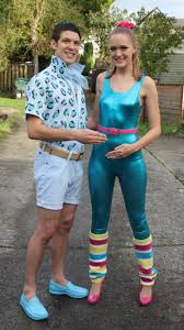 Barbie And Ken Toy Story Costume