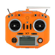 FrSky ACCST Taranis Q X7 2.4GHz 16CH Transmitter White Blue Orange Green  Purple for RC
