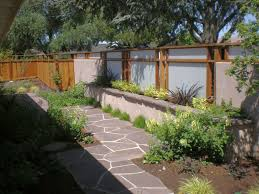 ... Garden Design with Japanese garden backyard design for long small  backyard with Front Yard Flower Beds