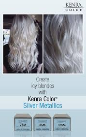 Guy Tang Toners Colour Chart White Hair With Kenra Silver Metallic 10sm Google Search