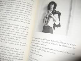 mapplethorpe s photo of patti for her first al from just kids photo of book by me