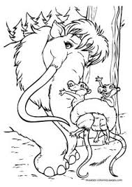 Small Picture ice age continental drift coloring page Christmas Fun
