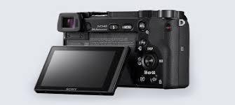 sony ilce 6000. gambar kamera e-mount α6000 dengan sensor sony ilce 6000