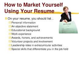 Building A Resume Revised April Ppt Download