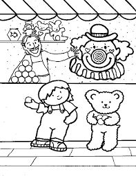 circus coloring pages for preschool carnival coloring page circus themed coloring pages carnival coloring page carnival circus coloring pages