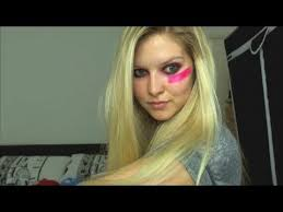 avril lavigne rock n roll official video make up tutorial