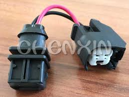compare prices on auto electrical wiring harness online shopping boschs ev6 ev14 female ev1 male wiring wire harness cable sets pigtails auto fuel injector
