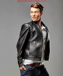 mens clothes man leather jacket black leather jacket 100 leather jacket slim fit jacket stylish jacket designer leather jacket by olena molchanova