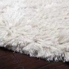 Image Buy 2 3 Dunn Winter White Shag Area Throw Rug Mua Mua Dolls Best White Shag Rug