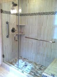 in shower towel rack exquisite design shower door towel bar vibrant inspiration and panel with through