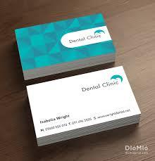 dental visiting card design dental clinic business card design under fontanacountryinn com