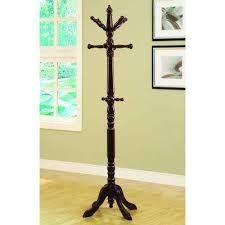 Wooden Coat Rack Wood Coat Rack Furniture Decor The Home Depot 47