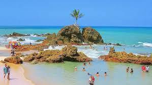 Praia de Tambaba, no Conde, PB, oferece prática naturista e paisagem  encantadora | Paraíba