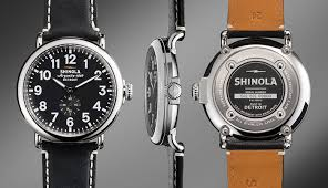 watches shinola watches timely gifts handmade in detroit