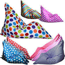floor cushions for kids. Kids 4 In 1 Childrens Bean Bags Outdoor Floor Cushion BIG BAG Giant Beanbag Bag Cushions For H